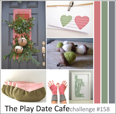 The Play Date Cafe Challenge 158