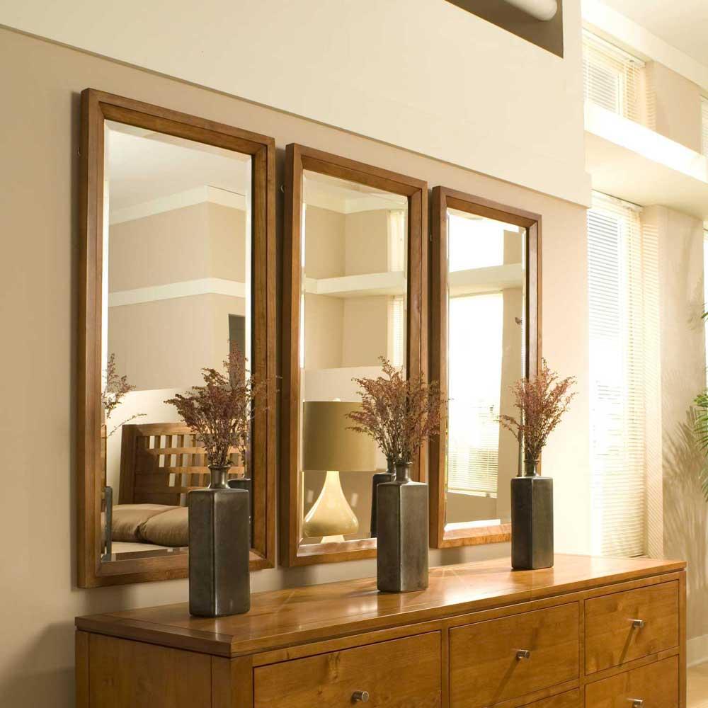 Estou a procura de um modelo de espelho para minha sala, mas são