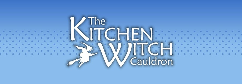 The Kitchen Witch Cauldron