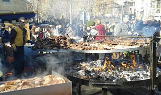 Parillada de carne Vic Osona Barcelona