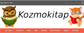 Kozmokitap bloguma gitmek için tıklayınız: