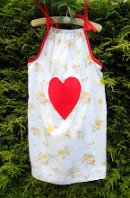 Little Pillowcase Dress I Made For Dress A Girl Around The World