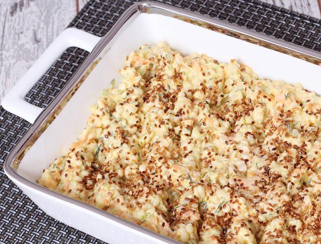 kuskuslu kabak havuç salatası