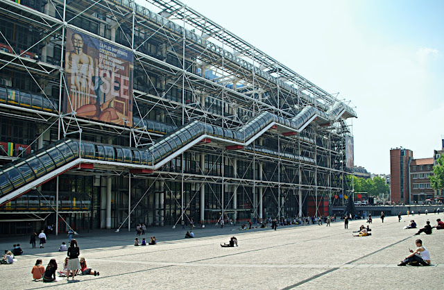Centre Pompidou  Paris images