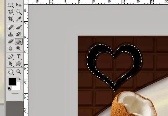 Texto con Estilo de Chocolate y Textura de Galleta 37 by Saltaalavista Blog