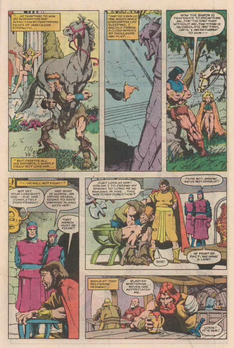 Conan the Barbarian (1970) Issue #166 #178 - English 8