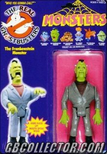 Kenner REAL Ghostbusters Monsters Frankenstein Figure