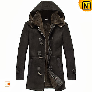 Sheepskin Shearling Coat