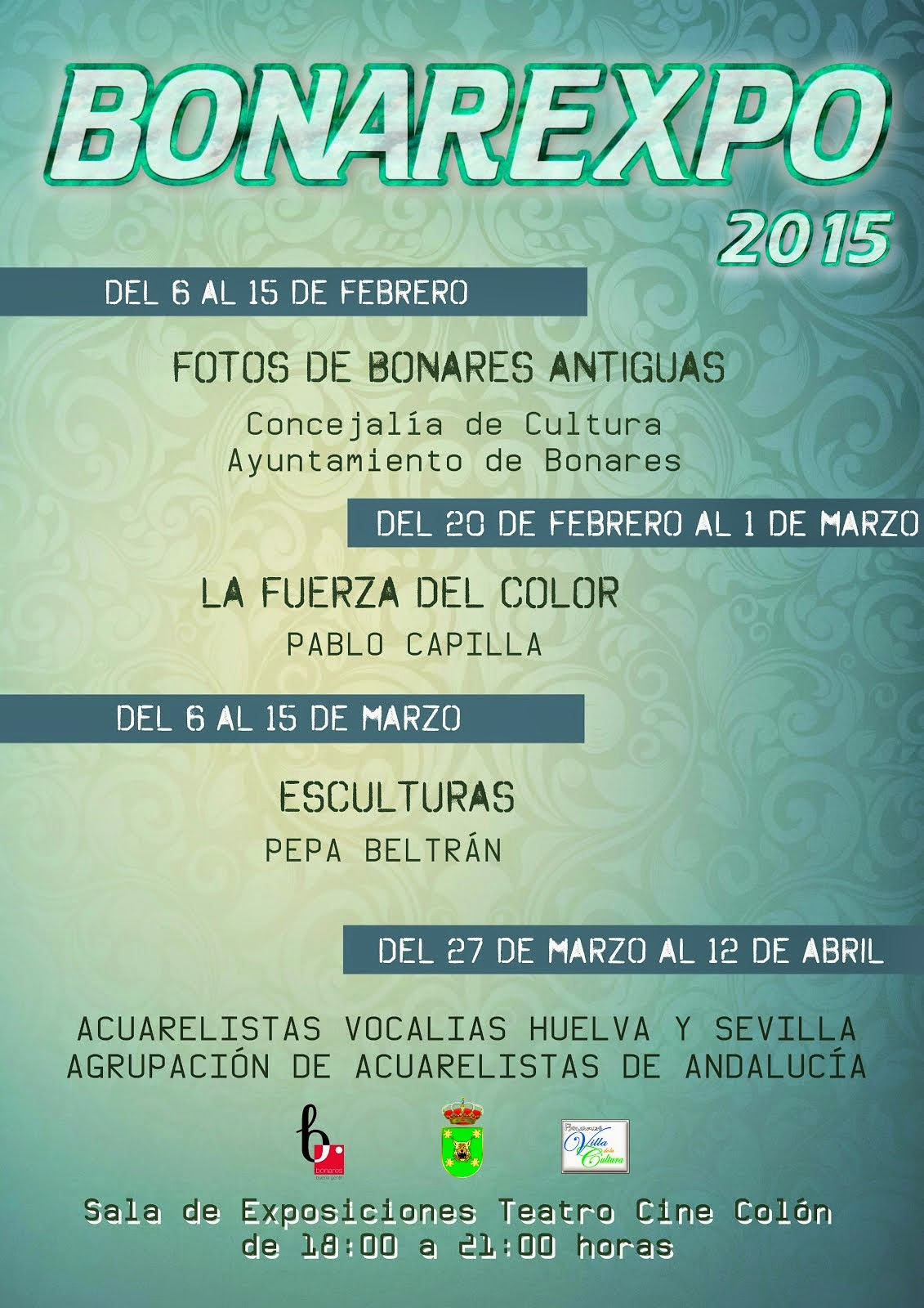 BONAREXPO 2015