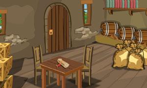 Escape Wood House