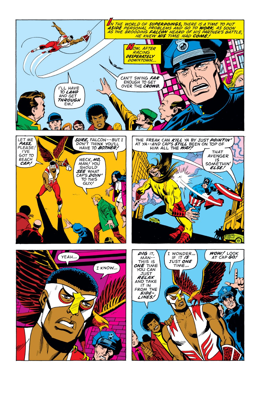 Captain America (1968) Issue #160 #74 - English 18