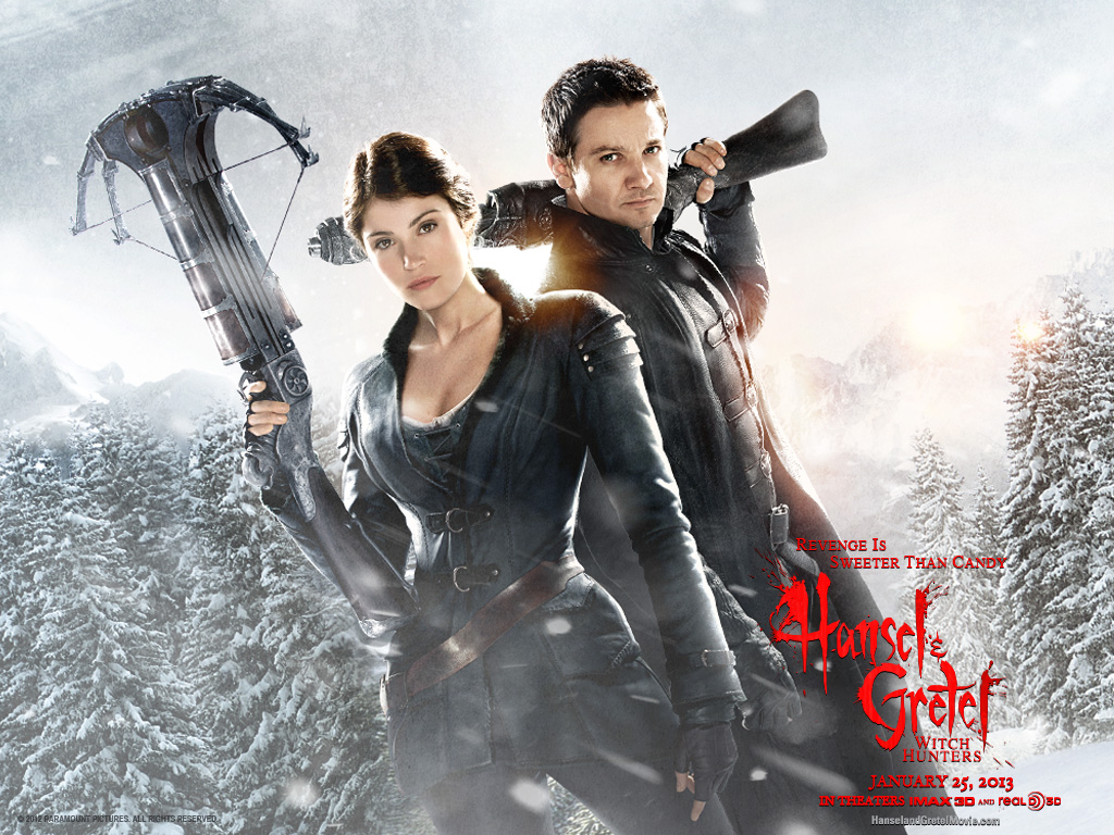 hansel and gretel witch hunters review