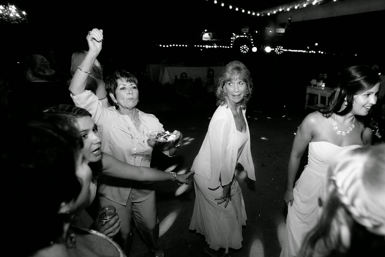 grandmas dancing