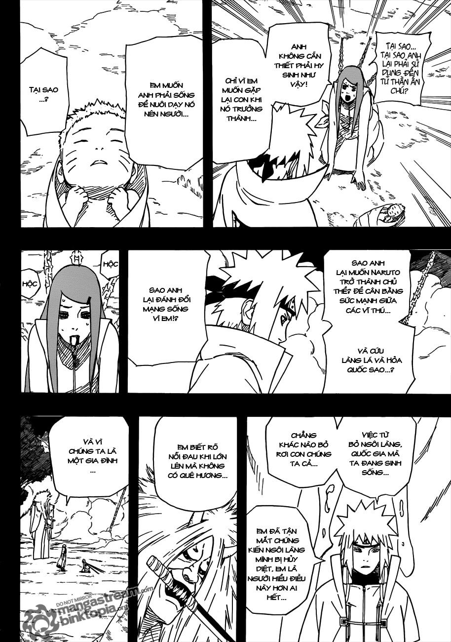 Naruto chap 504 Trang 2 - Mangak.info