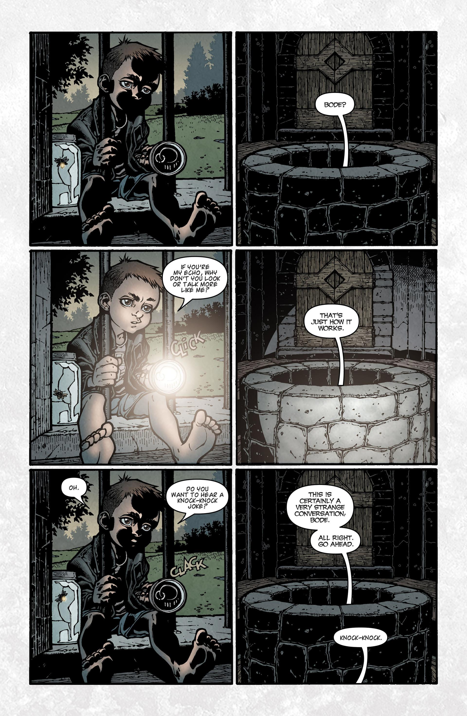 Locke & Key (2008) Issue #5 #5 - English 7