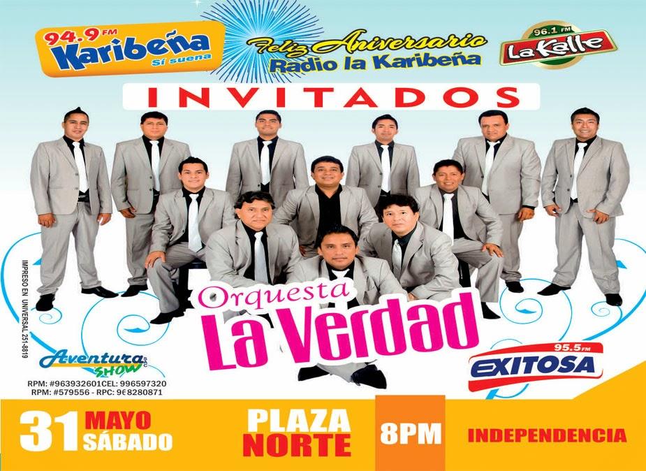 Aventura show eventos conciertos presentaciones de cumbia - H m plaza norte ...