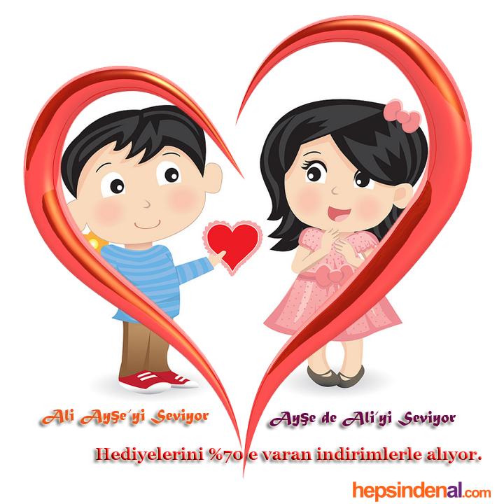 Sevgililer günü 14 şubat hediye seçici ve hediyeleri