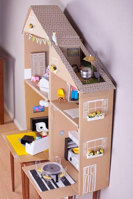Made by gavin.: inspiration til dukkehuse.