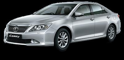 سيارة تويوتا كامرى Toyota Camry