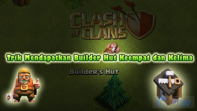 Cara Membeli Builder Hut COC