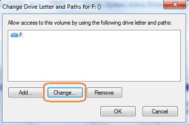 Change DDR letter