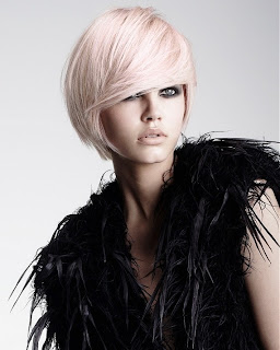 Glam Bridesmaid Hairstyles 2012