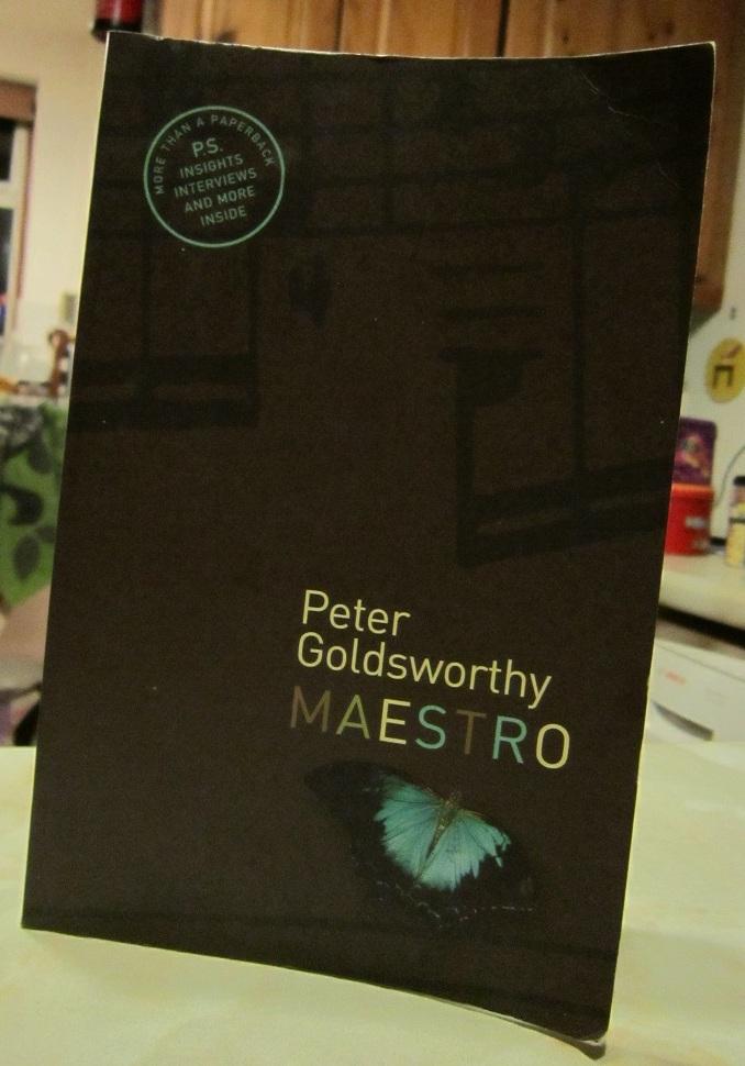 maestro by peter goldsworthy australian vision Maestro / peter goldsworthy creator goldsworthy, peter, 1951- other creators gandy, john vision australia information library service thbs (master) vbtl.