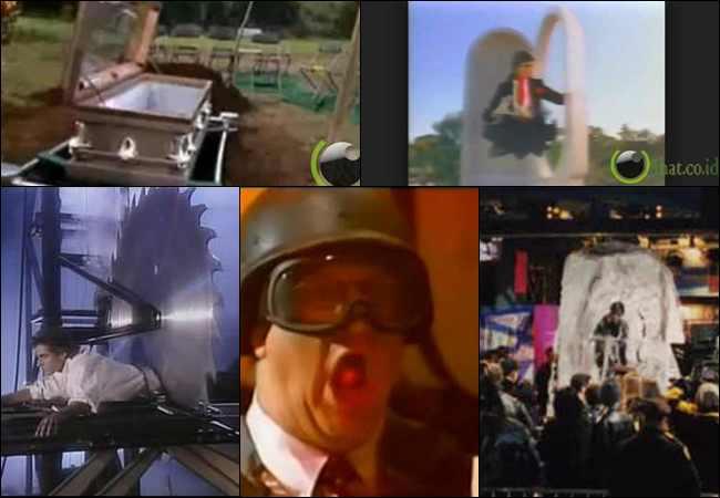 10 Video Trik Sulap yang pernah Menghebohkan Dunia