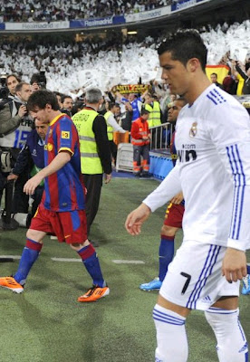 Poor duel between Cristiano Ronaldo and Messi despite they scored a goal