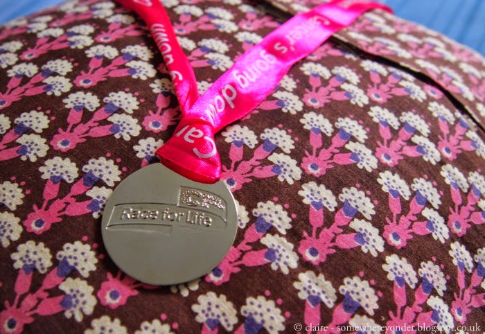 Race for Life 2014 - Hyde Park