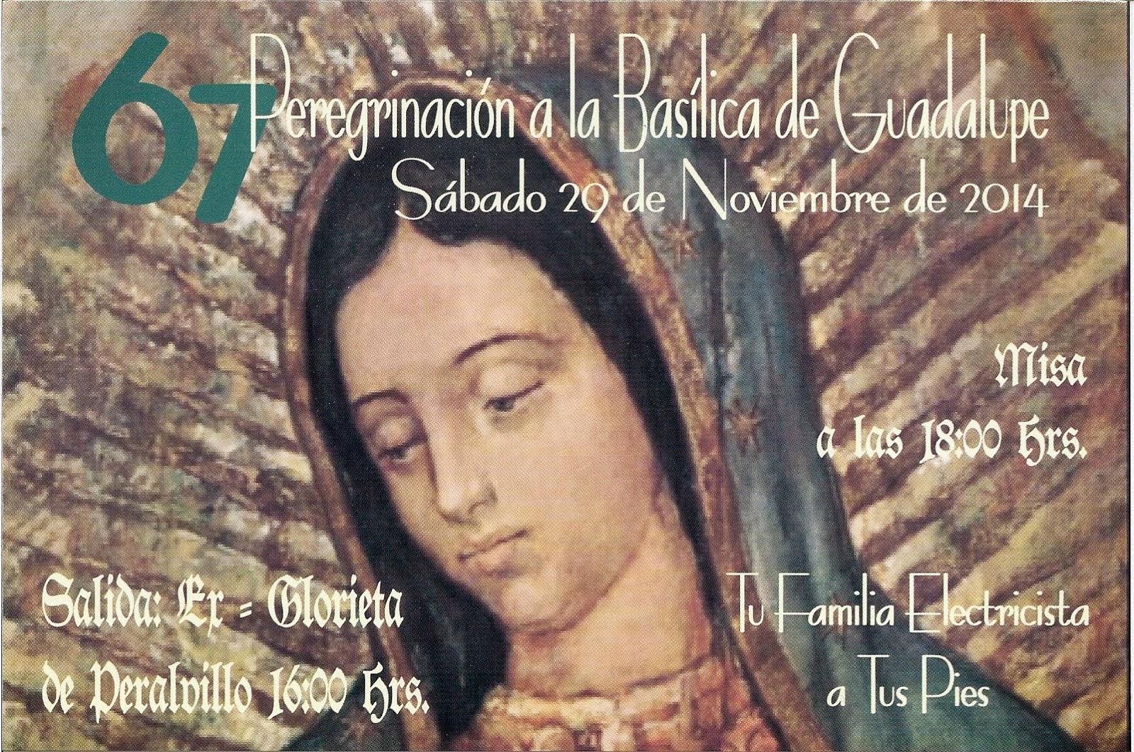 Invitación 65 Peregrinación SMEita