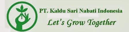 Lowongan Kerja Terbaru Bulan Maret 2014 di PT Kaldu Sari Nabati Indonesia
