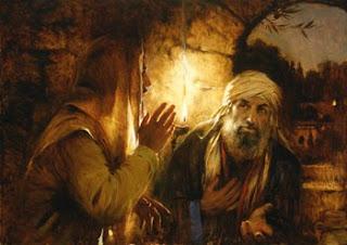 Nikodémus és Jézus