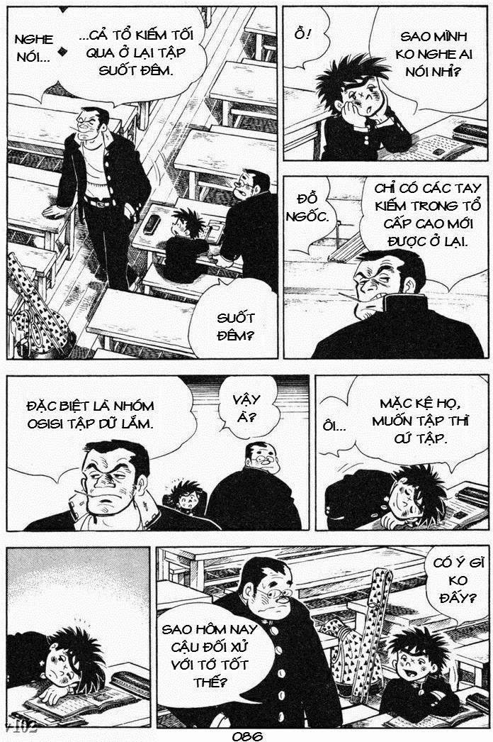 Siêu quậy Teppi chap 90 - Trang 41