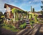 Resort murah dekat Gunung Tangkuban Perahu - Vila Air Natural Resort Lembang