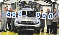 Dacia Duster 400.000