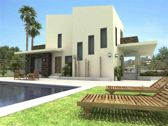 Home design latest modern big homes designs exterior views for Modern huge houses