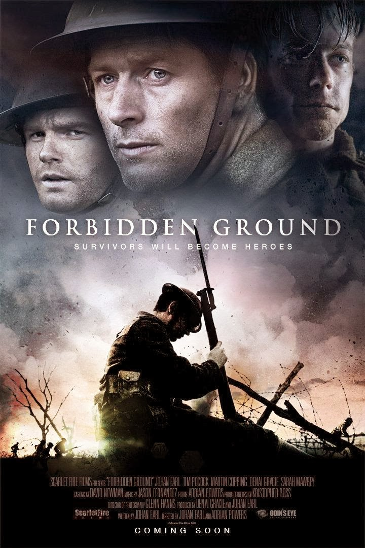 ver Forbidden Ground – 2013