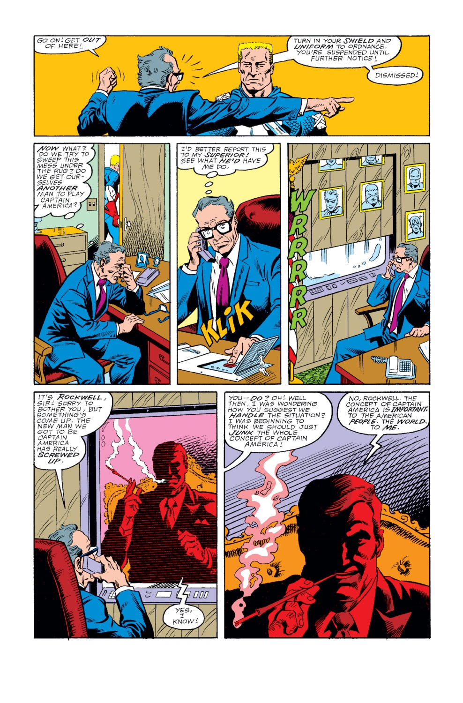 Captain America (1968) Issue #346 #276 - English 9