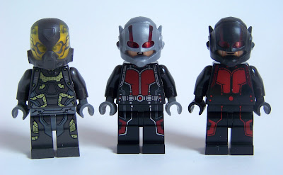 LEGO Antman minifigure