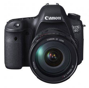 Canon EOS 6D Kit 24-105mm IS Wifi GPS