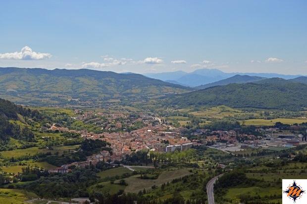 Transiberiana d'Italia, Castel di Sangro