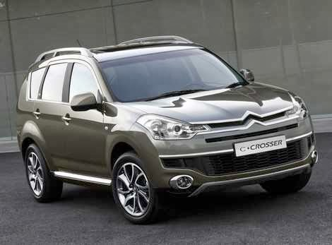 Citroen C-Crosser 4x4 7 places