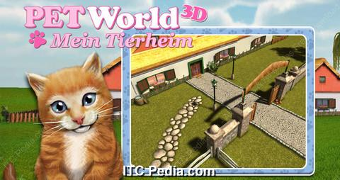Petworld 3D My Animal Rescue Android