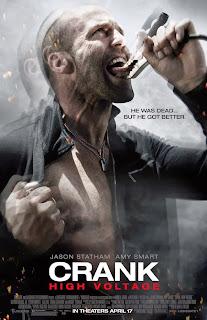 Watch Crank: High Voltage (2009) movie free online
