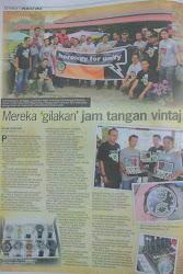 masuk newspaper