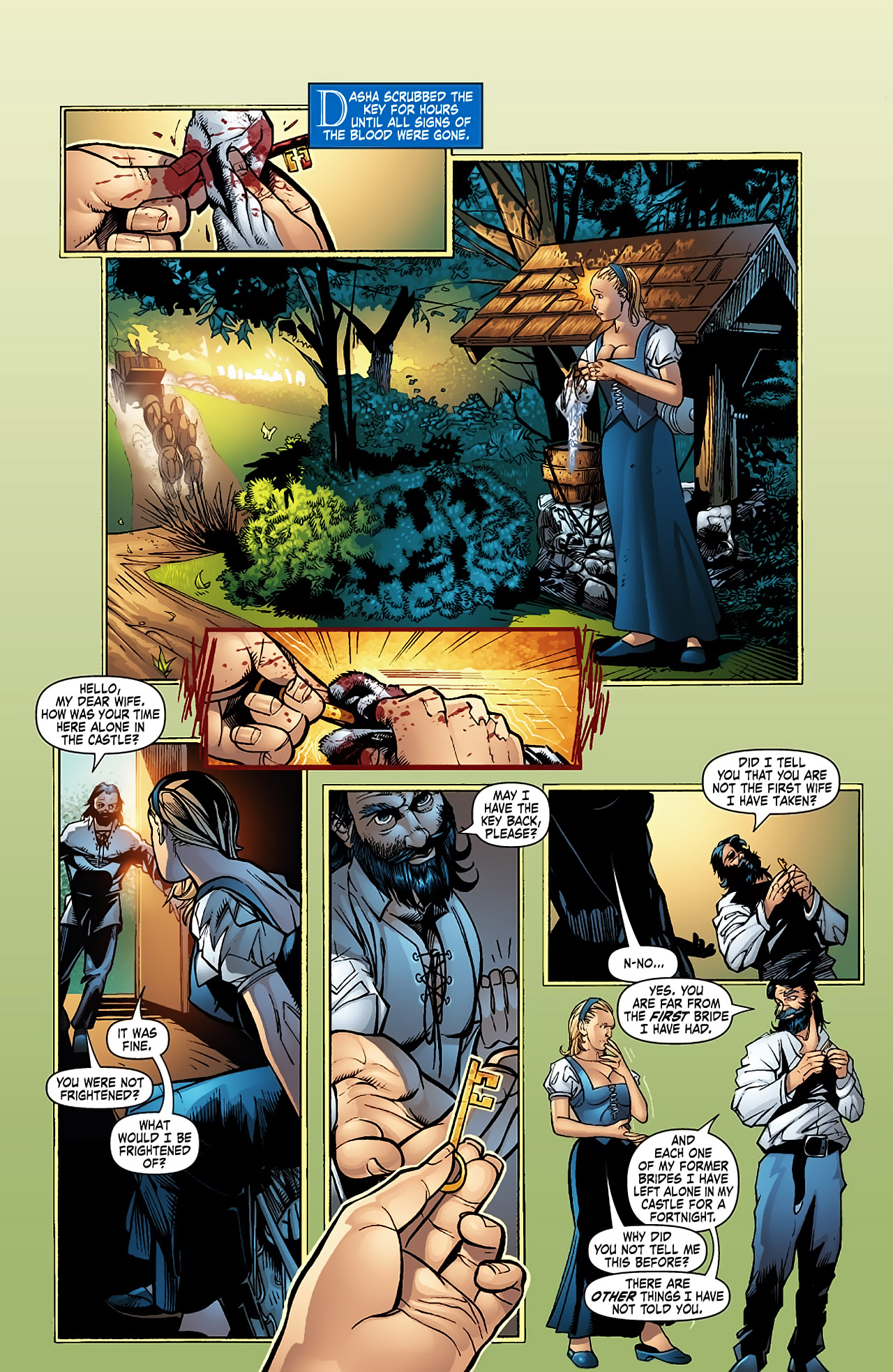 Grimm Fairy Tales (2005) Issue #11 #14 - English 15
