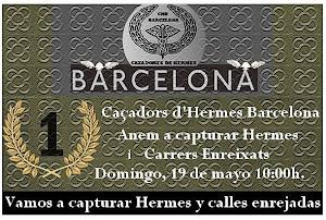 Ruta 1r aniversario Cazadores de Hermes