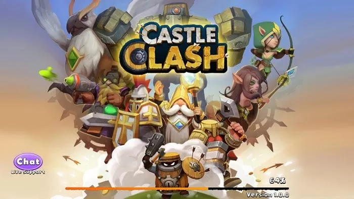 Castle Clash 1.1.9 Apk For Android Android Free Games