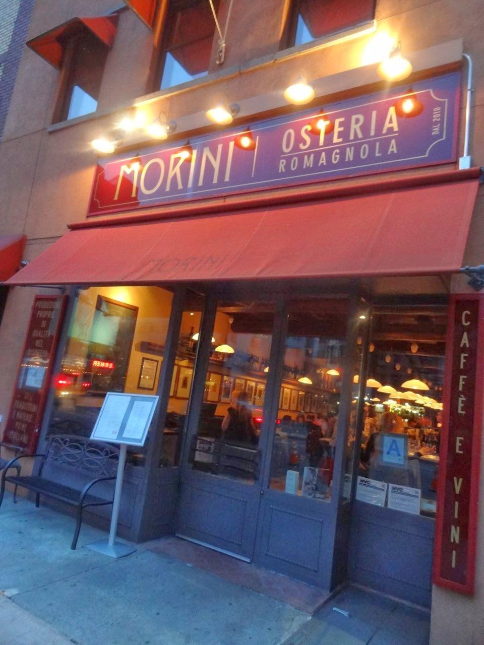 Scrumpdillyicious Osteria Morini Chef Michael White In Soho